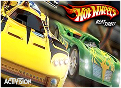 Play Station 2 Hot Wheels